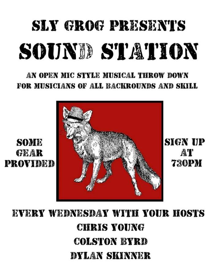 sound station copy